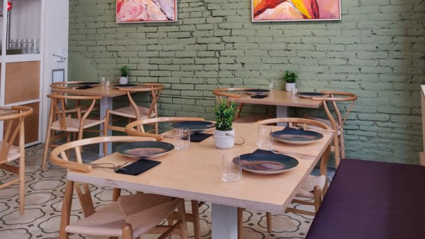 Vítric taverna gastronòmica Sala
