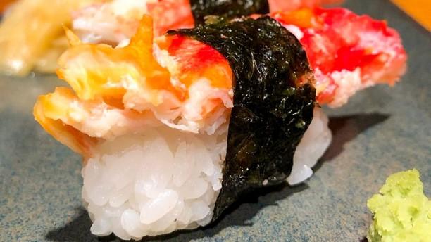 Sr Hashi Sushi de King Crags