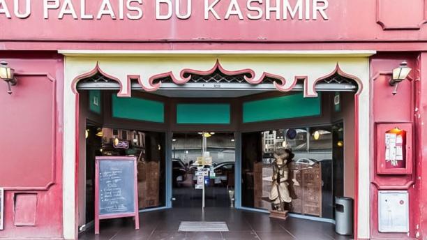 Au Palais du Kashmir devanture