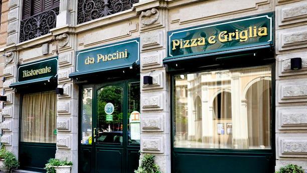 Da Puccini La entrata