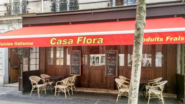 Casa Flora Terrasse