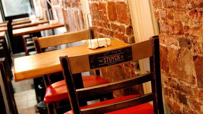 Detalles - The Stuyck Co., Madrid