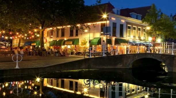 LEF Restaurant en Bar Delft Delft center8