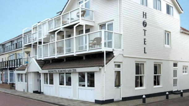 Fletcher Restaurant Badhotel Egmond Ingang