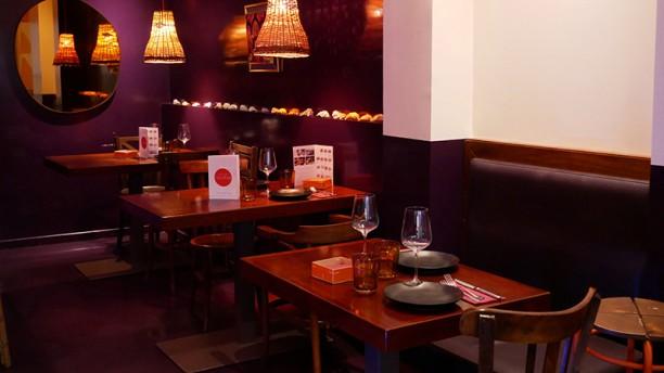 Gouthier Bar de Ostras Sala