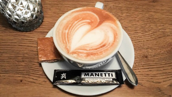 Manetti: Heerlijke Italiaanse koffie - The Smokehouse, Bunschoten-Spakenburg