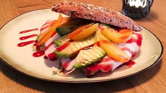 wisselend broodje van het huis - The Smokehouse, Bunschoten-Spakenburg