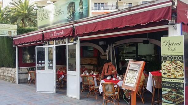 Beirut Café Entrada