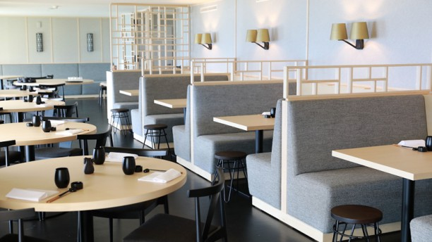 Hinata - Le Mirador Hôtel Salle du restaurant
