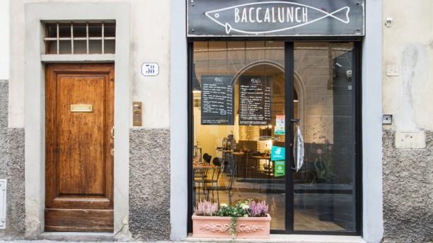 Baccalunch Esterno