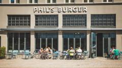 Phils Burger Sundbyberg