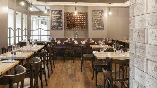 VinéVieTable Le Bistrot Salle du restaurant