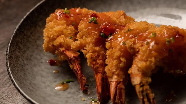 Satang Thai Bistro Shrimps