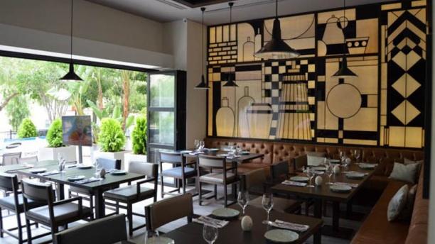 Paella's y Más Vista sala