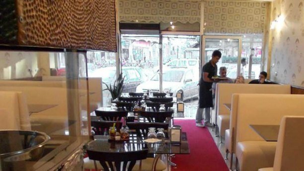 Lale Pide & Kebap Salonu The dining room