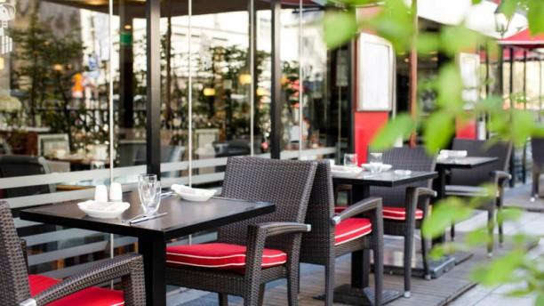 Restaurant La Fayette - Hyatt Regency Paris Etoile Terrasse
