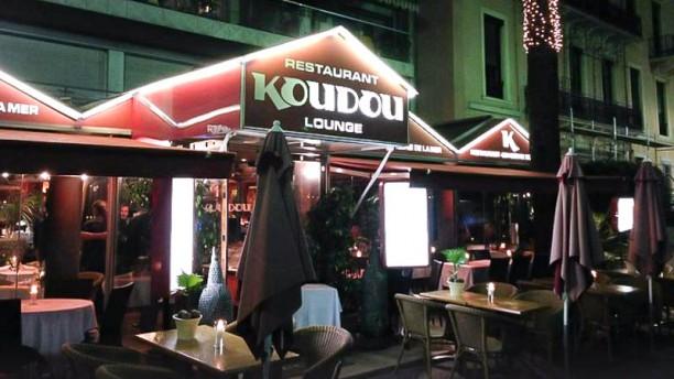 Le Koudou Devanture