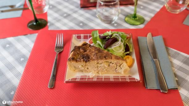 Restaurant Strasbourg Tante Liesel