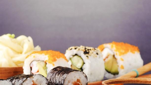 Pong Henriksdal Sushi