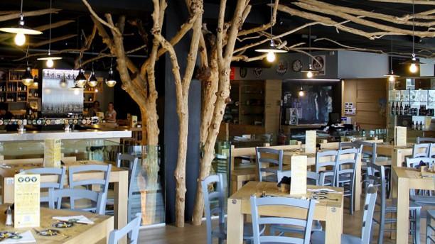 The Kitchen Inn Vista sala