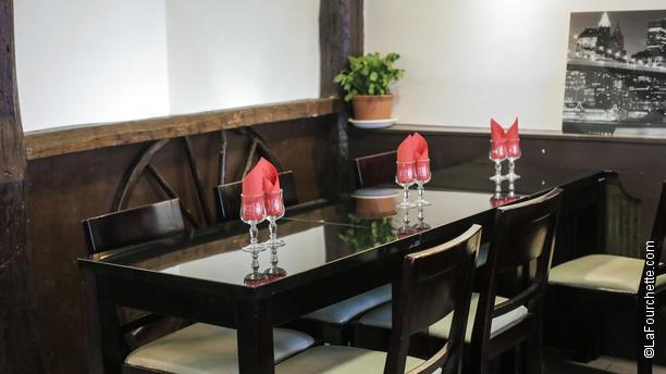 Maison gourmand in parijs menu openingstijden prijzen for Table 99 restaurant