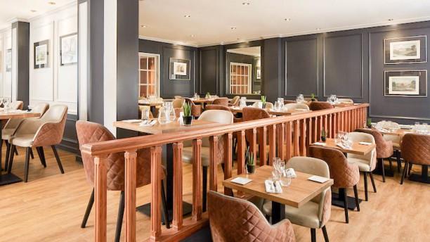 202 Rivoli - Restaurant & Terrasse Vue de la salle