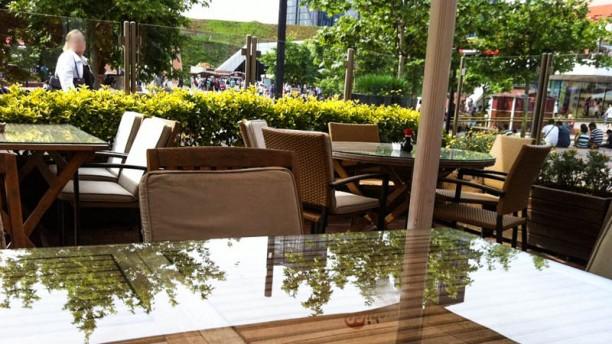 Sushico Buyaka AVM The terrace