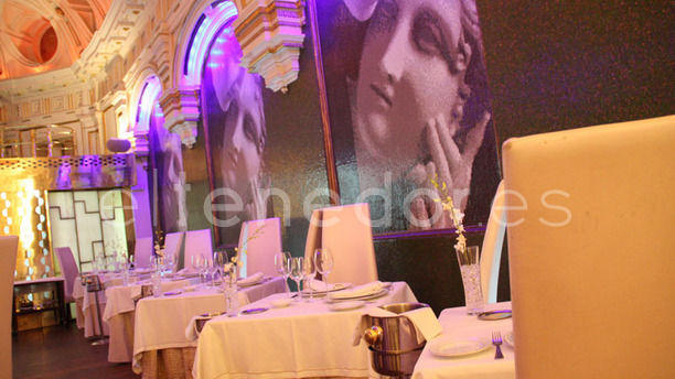 restaurante perfecto para pack romantico