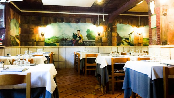 Al Tinello d'Abruzzo Sala