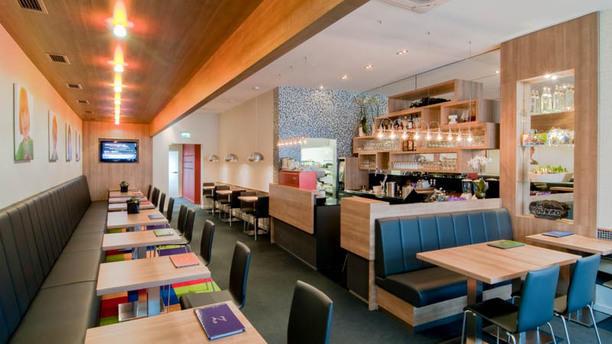 Zowyzo Eten & Drinken Het restaurant