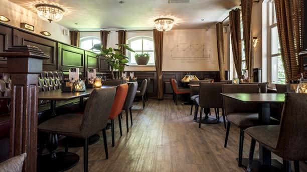 Grand Café De Smederij Het restaurant