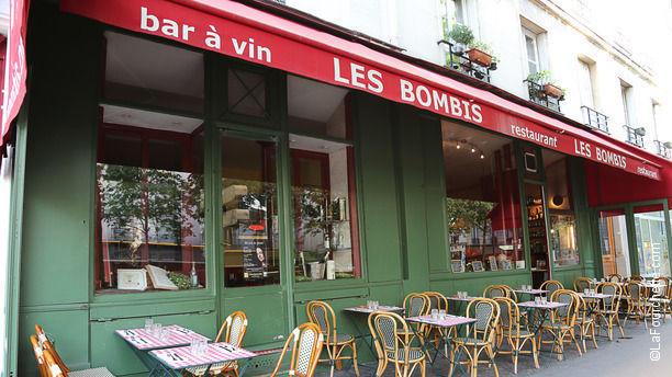 Les Bombis Bistrot Bienvenue au restaurant Les Bombis Bistrot