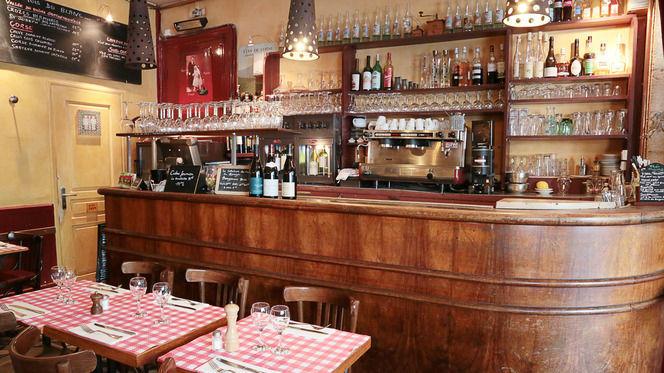 Aperçu du bar - Les Bombis Bistrot, Paris