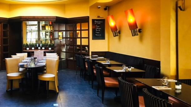Les Argentiers Salle de restaurant