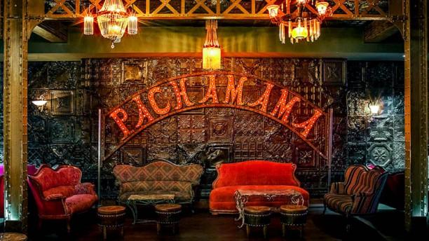 Pachamama - Restaurant El Patio / La Cantina Vue de l'intérieur