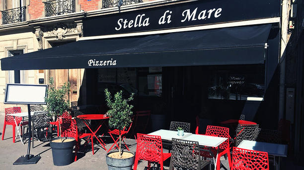 Stella Di Mare In Paris Restaurant Reviews Menu And