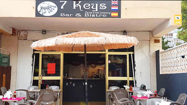 7 Keys Bar Bistro In Benidorm Restaurant Reviews Menu