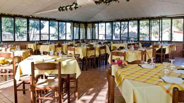 Casal Damiano Vista sala