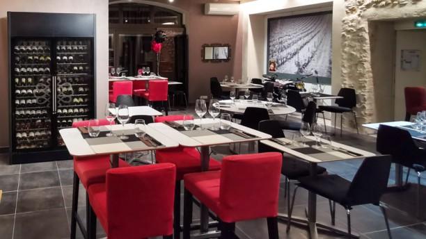 Le Mas De Julie Salle du restaurant