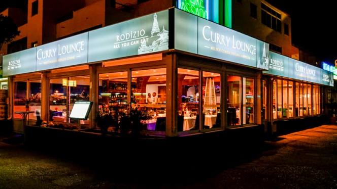 Curry Lounge ristorante indiano a Albufeira in Portogallo