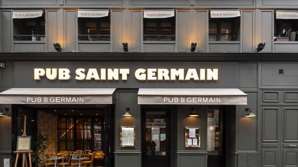 Le Pub Saint-Germain devanture
