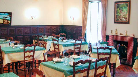 restaurant - Etchebarne - Ayherre