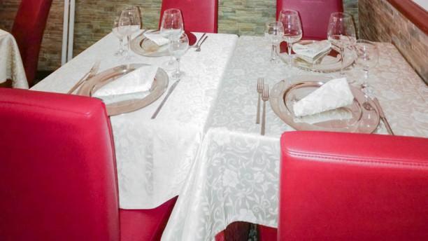 Caffè Ambrosiano Vista tavolo
