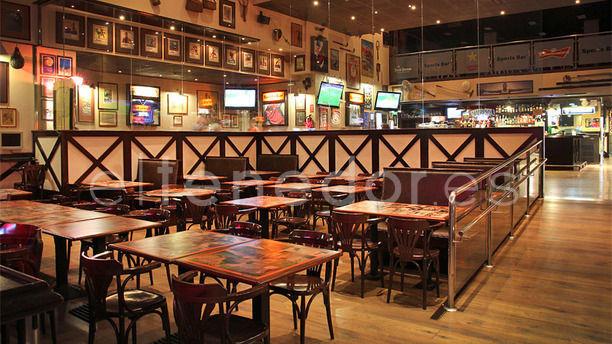 Sports Bar Vista sala principal