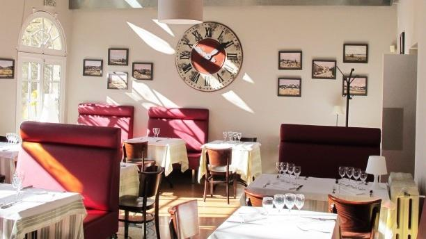 L'Estagnol Salle du restaurant