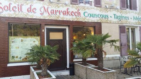 restaurant - Soleil de Marrakech - Baulne