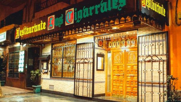 Los Cigarrales Vista fachada