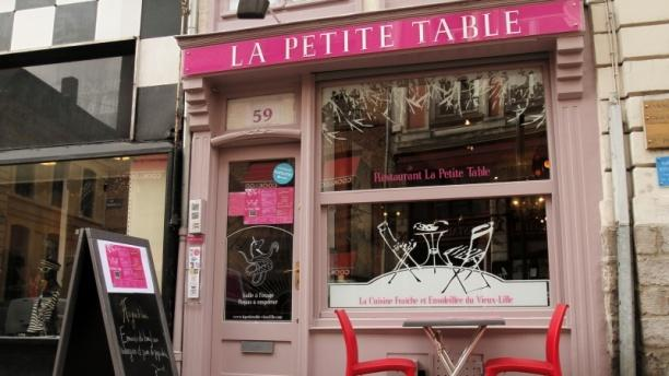 la petite table in lille restaurant reviews menu and. Black Bedroom Furniture Sets. Home Design Ideas