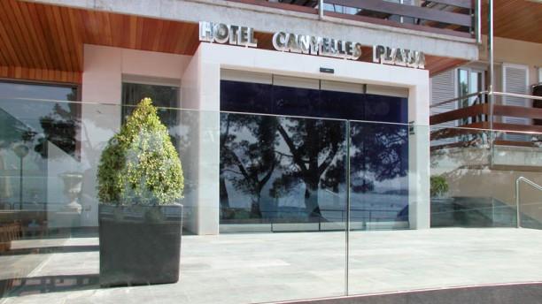 Hotel Canyelles Platja Entrada