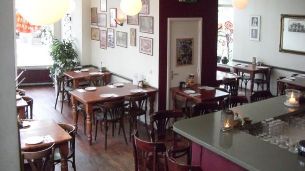 De Griekse Taverna Dining hall